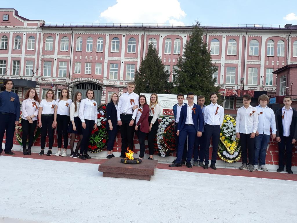 uchashchiesya-mbou-tso-21-prinyali-uchastie-v-tseremonii-otkrytiya-voenno-patrioticheskogo-parka-kultury-i-otdykha-patriot